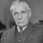 Henri Desgrange - can't you just tell he's a baddy?