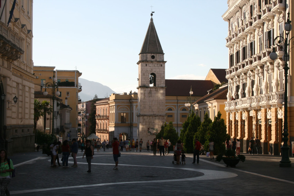 Church of Santa Sofia in Benevento