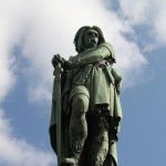 Vercingetorix, surveying the kingdom he lost