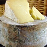 A Cheddar truckle - surely the world's finest cheese?
