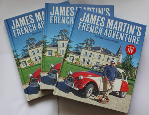 James Martin's French Adventure.