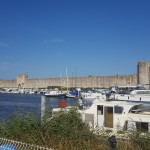 The walled town of Aigues Mortes