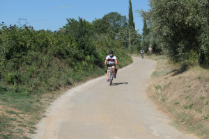 1. Cycling in Languedoc