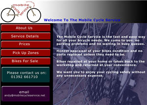 The Mobile Cycle Service - Exeter